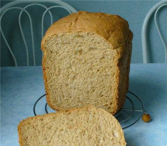 Bread with rye-wheat grits