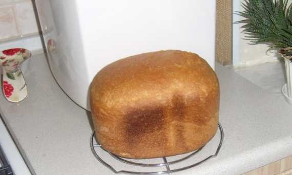 """Wheat bread """"First-rate"""" (bread maker)"""