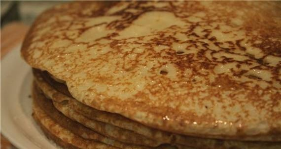 """Pancakes """"Solid"""""""