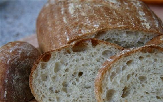 Pain de Campagne by Peter Reinhart (oven)