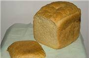 Wheat with corn flour and oatmeal (bread maker)