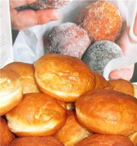Donuts by R. Bertin