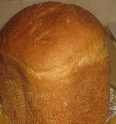 Kenwood BM350. White bread with dry yeast