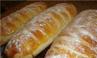 Roll with poppy seed filling