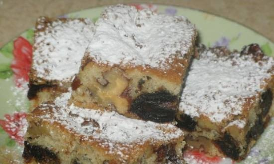 Date and Nut Squares (Maida Heatter)
