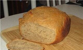 Wheat-Buckwheat with a high content of buckwheat flour