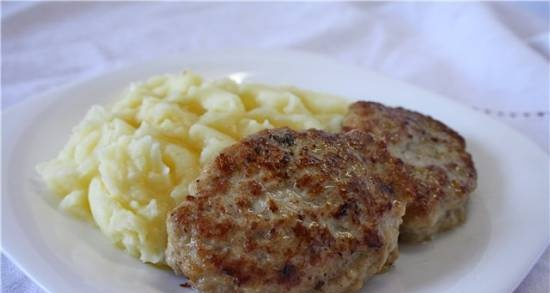 Cutlets from your beloved mother-in-law