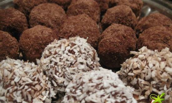 """Truffles from the mix """"Baby"""""""