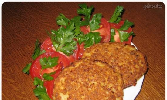 French cutlets