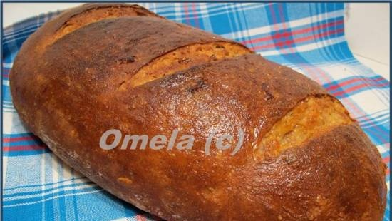 Yogurt bread without kneading in the oven