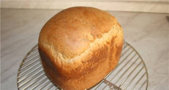 """Bread with """"Provencal herbs"""""""