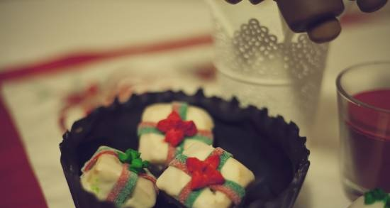 """Cupcakes """"New Year"""""""