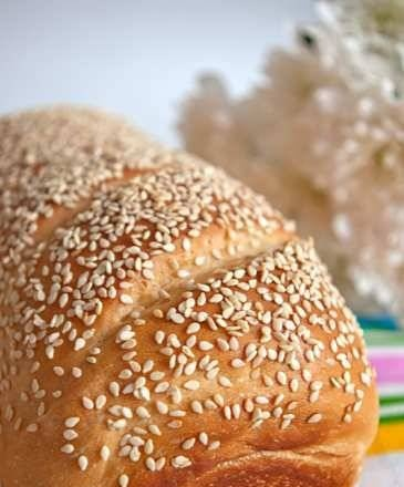 Cold fermented wheat bread