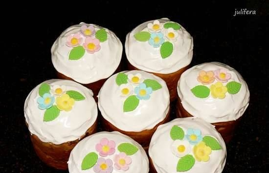 Easter cakes for dad