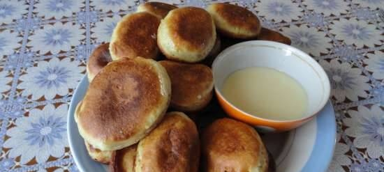 Pancakes (fluffy, low-fat)