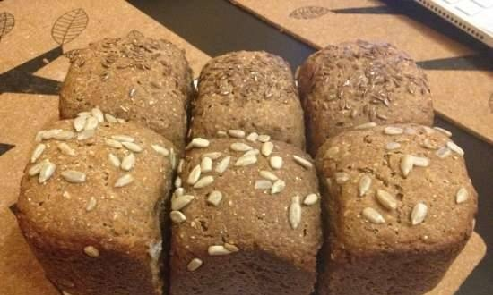 Rye bread or what do improvers do?