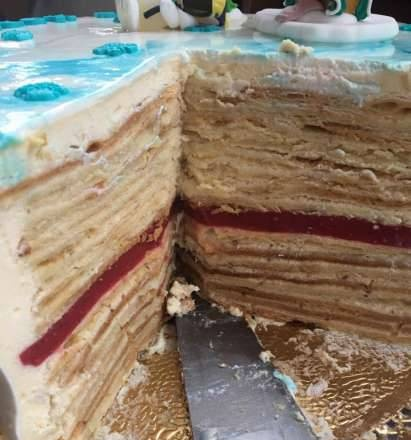 Napoleon cake (collection of recipes)