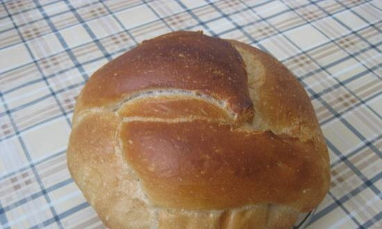 Bread with a bundle of Simili sisters