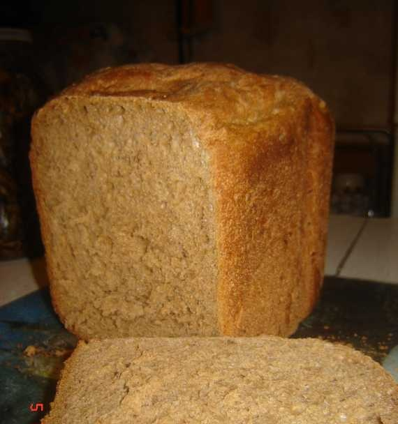 """Wheat-rye bread 50:50 """"Bavarian"""" with mixtures"""