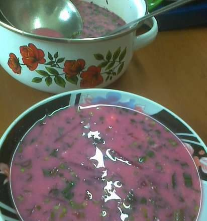 Donskoy cold beetroot