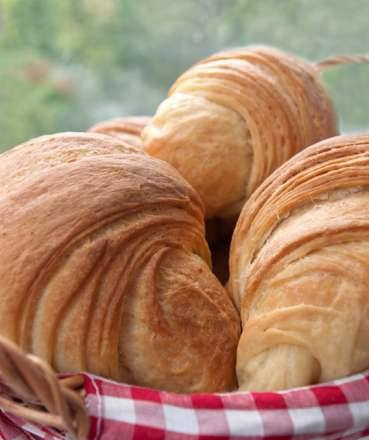 Croissants are lazy