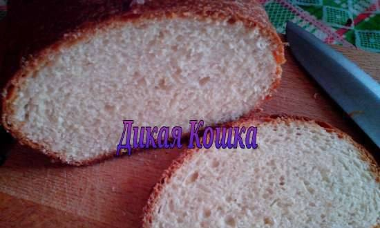 Nut bread (oven)