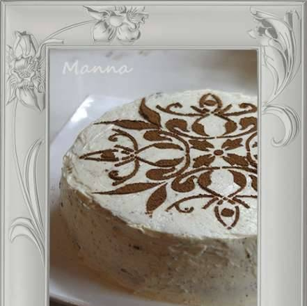 """Cake without eggs """"Curd Bird cherry"""" (multicooker Phlips HD3095)"""