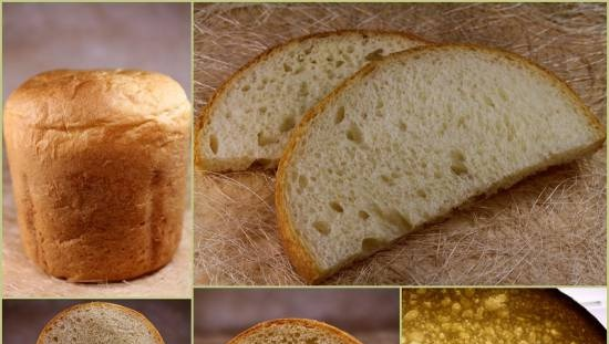 """Bork. """"Whey Bread with Delayed Start"""""""
