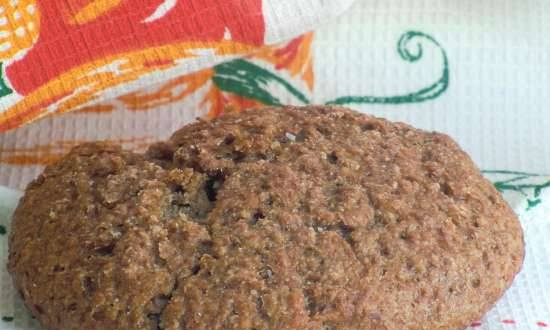 """""""Live"""" bread without flour with seeds and nuts"""