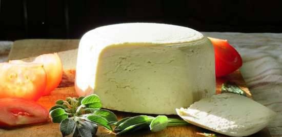 2 more options for homemade cheese