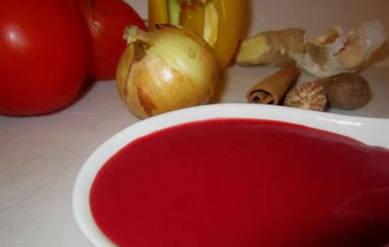 Sweet and sour chinese sauce