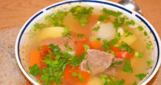 Stew soup (two options)