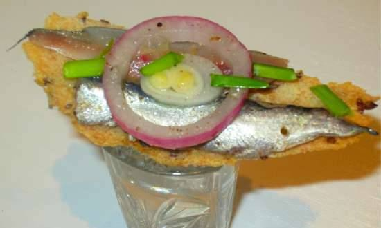 """Baltic kalechka for a sandwich or favorite shots from the movie """"Moscow Does Not Believe in Tears"""""""