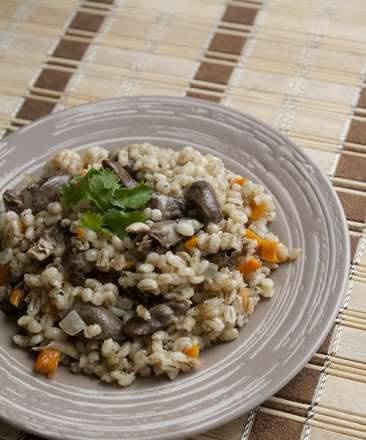 """Pearl barley """"From the bottom of my heart"""" (for Zigmund & Shtain MC-DS42IH)"""
