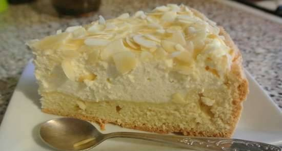 """Cheesecake with cottage cheese """"Amazing"""""""