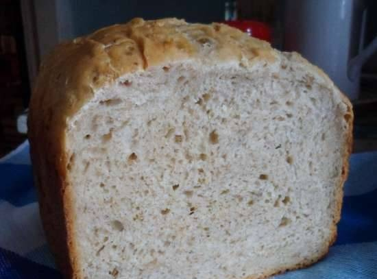 """Philips HD 9046. Bread mix """"Residues"""""""