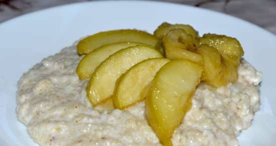 The most delicious oatmeal