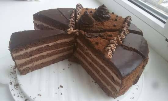 """Cake """"Chocolate is our everything!"""""""