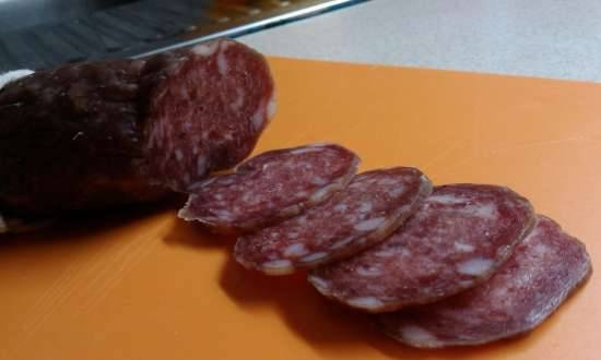 Salami - very simple and delicious