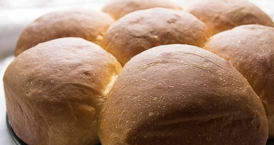 Soft brioche without eggs and butter by Christoph Mishalak