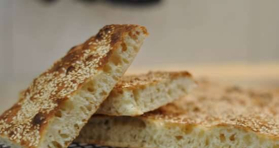 Focaccia - simple and tasty