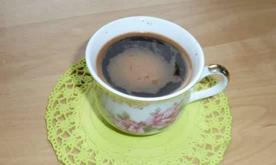 Coffee-kao, or not quite instant coffee