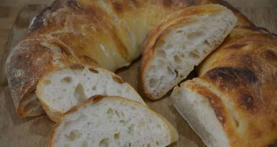 Tortano - Bread by Maggie Glaser