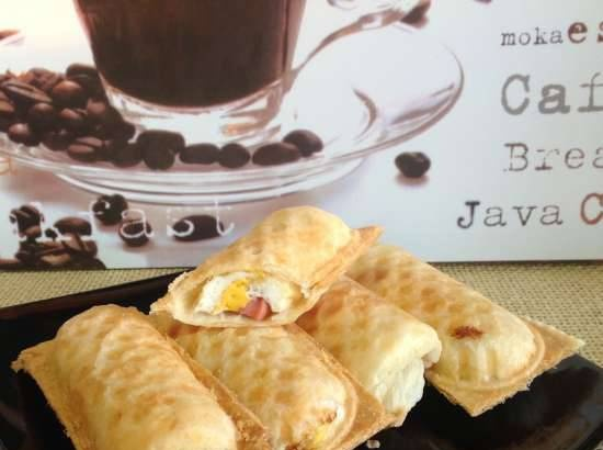 Whip up puff pastry pies