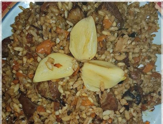 Pilaf from Ivanych