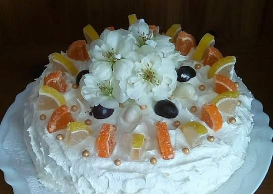 """Cake """"Crown of St. Clementius"""""""