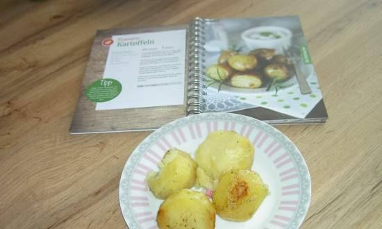 Rosemary potatoes (slow cooker)