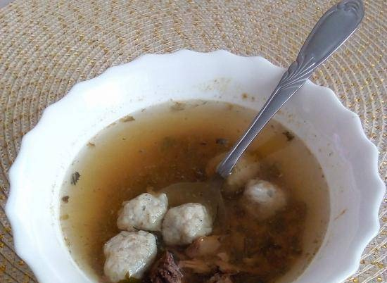 Simple and easy fish soup