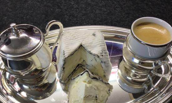 Valance soft French cheese