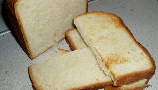 Wheat bread with rice baby food (Posted by fugaska)